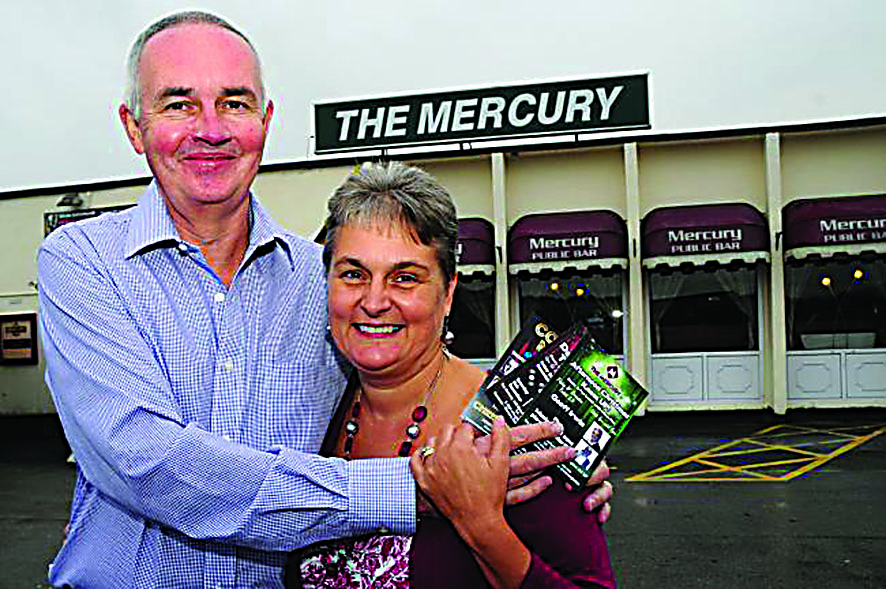 Farewell to outgoing owners of Mercury