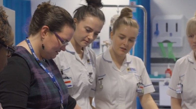 New degree course to help fill nursing skills gap
