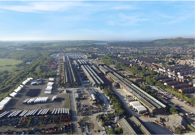 Have your say on heritage preservation at former Horwich Loco Works