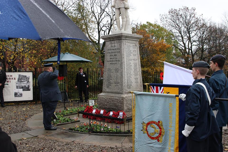 Horwich remembers