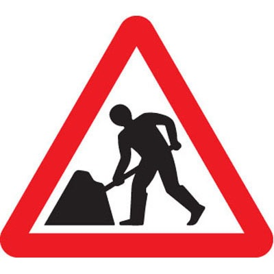 Roadworks in Horwich and Blackrod