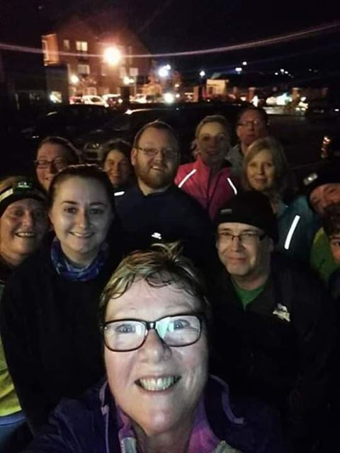Local walk/run group helps battle Mental Health Issues