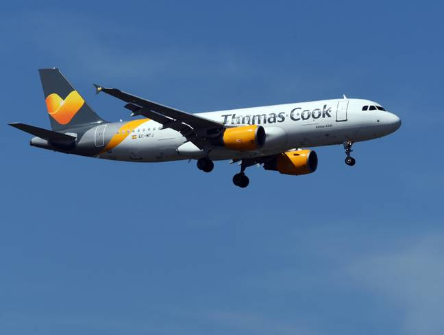 LARGEST REPATRIATION IN PEACETIME HISTORY AFTER COLLAPSE OF THOMAS COOK