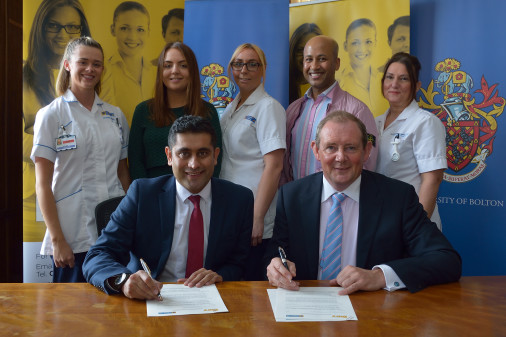 Council and University to collaborate on ambitious development plans