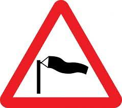 Strong wind warning